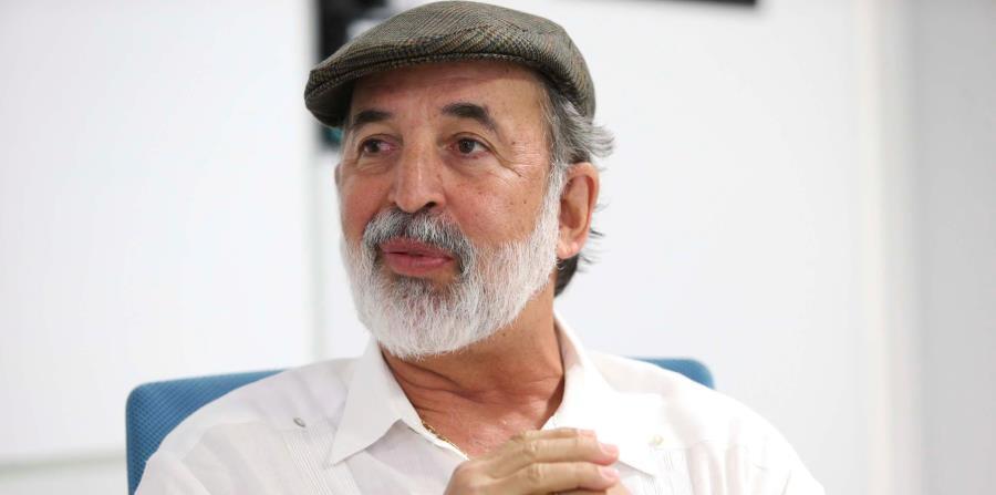 The president of the Puerto Rico Human Rights Committee, Eduardo Villanueva. (horizontal-x3)
