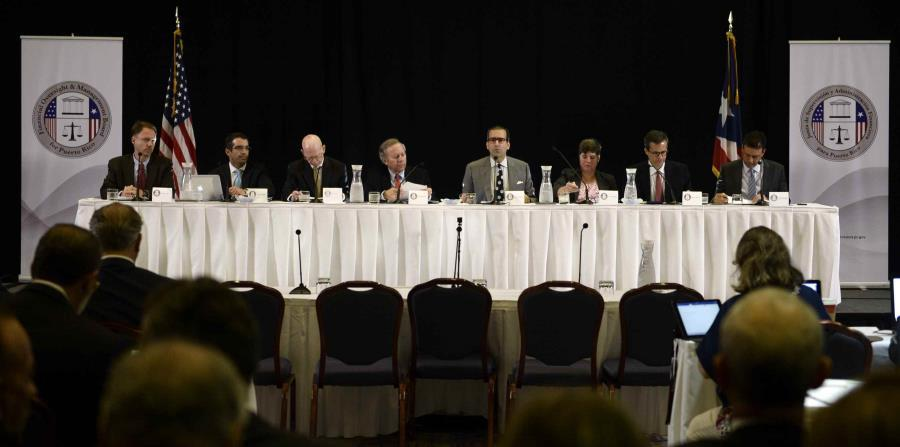 Since last October, the Board appointed an independent committee to investigate the causes of the Puerto Rican financial collapse. (horizontal-x3)