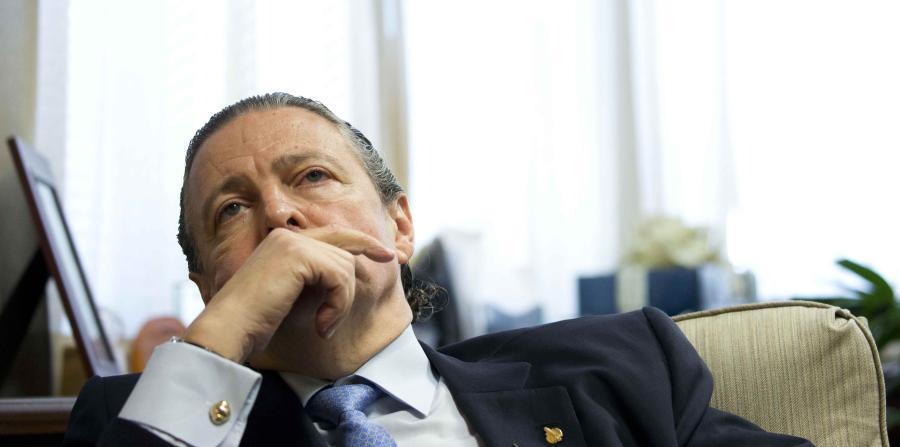 El presidente y principal oficial ejecutivo de Popular Inc. (Nasdaq:BPOP), Richard L. Carrión (horizontal-x3)