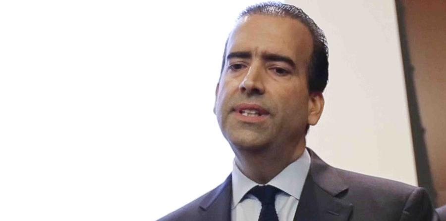 José B. Carrión, the president of the Oversight Board. (horizontal-x3)