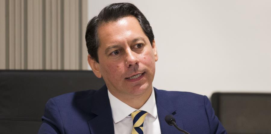 El senador Juan Dalmau Ramírez es el autor de la pieza. (horizontal-x3)