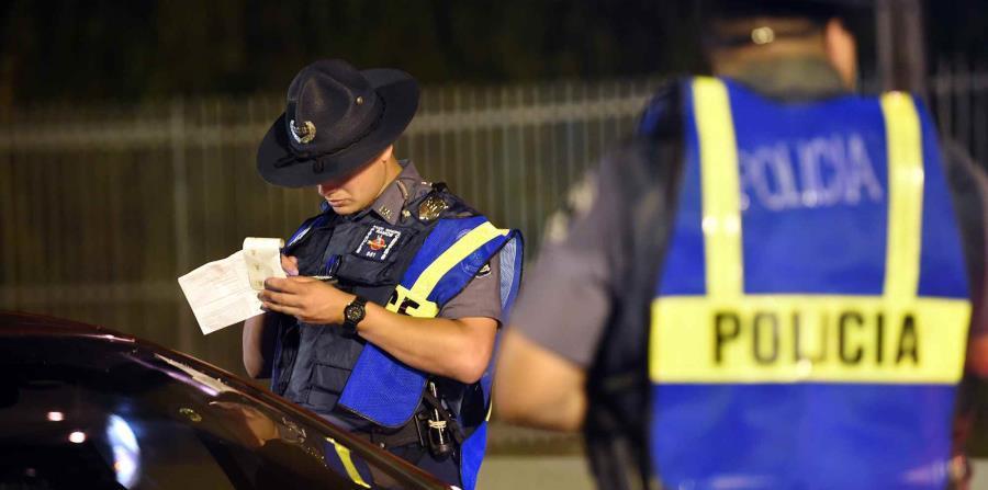 La Policía exhortó a los conductores a mantener vigente la documentación. (horizontal-x3)