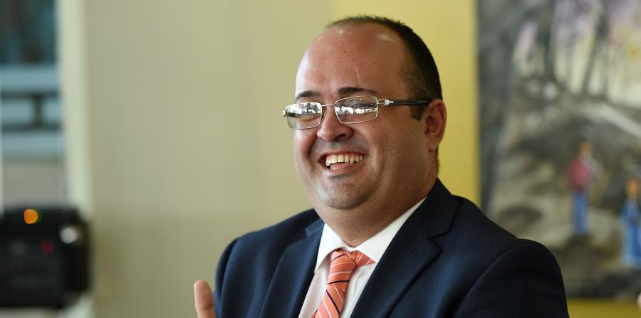 El ahora expresidente de la CEE, Rafael Ramos. (horizontal-x3)