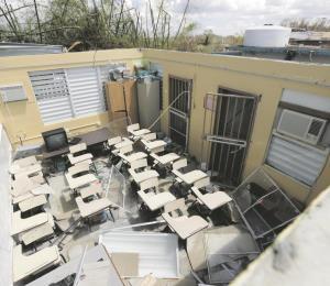 FEMA cuts school repair funds
