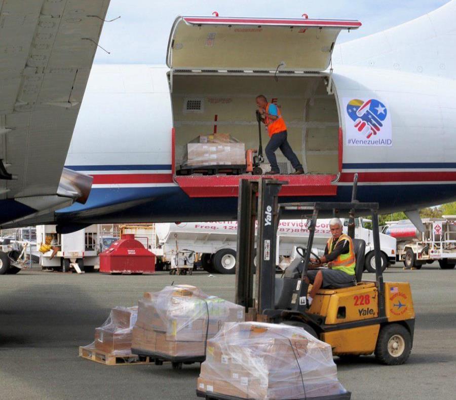 El avión había partido el miércoles de la semana pasada desde la base Ramey, en Aguadilla (semisquare-x3)