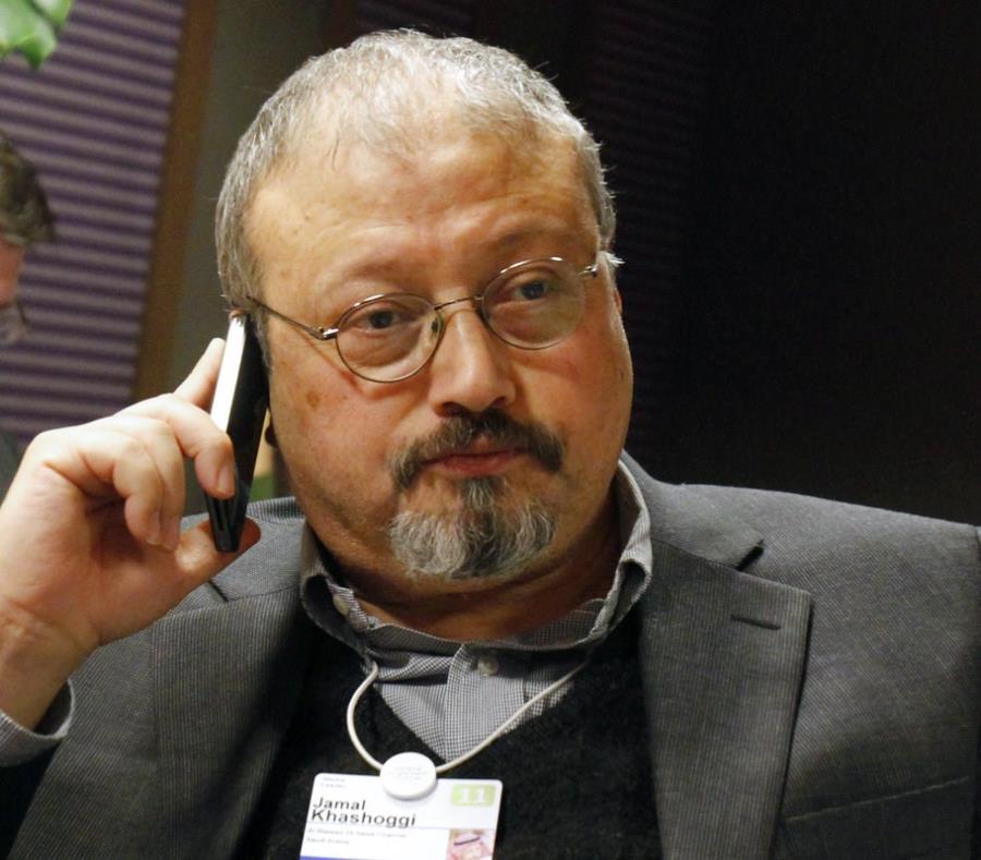 Video muestra traslado de los presuntos restos del periodista Jamal Khashoggi