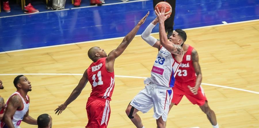 Puerto Rico jugará por el pase al Mundial ante Uruguay en febrero. (FIBA) (horizontal-x3)