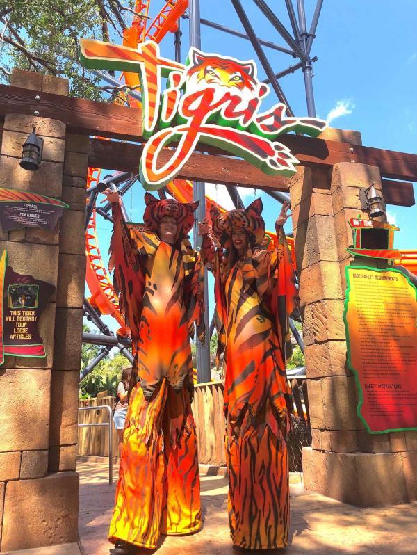 La atracción abrió el 19 de abril, justo a tiempo para la temporada de vacaciones de la Semana Santa, una repleta de turistas en Florida. (Gregorio Mayí / Especial para GFR Media)