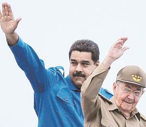 La crisis venezolana y Cuba