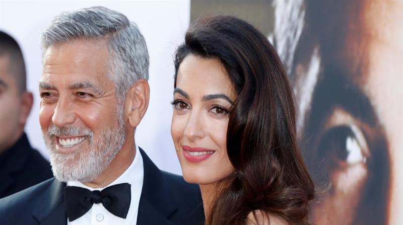 George y Amal Clooney (horizontal-x3)