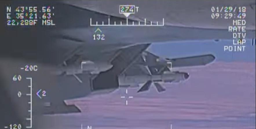 Las nuevas imágenes muestran el incidente desde varios ángulos. (horizontal-x3)