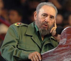 Gracias, Fidel