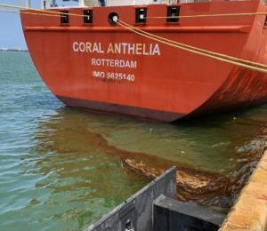 Reportan derrame de combustible en la central San Juan de la AEE