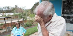 El huracán María deja a Maricao sin comunicación ni suministros