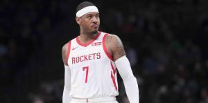 La Federación de Baloncesto quiere a Carmelo Anthony en el Equipo Nacional
