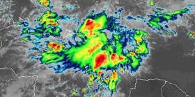 Karen deja lluvias y viento en Venezuela