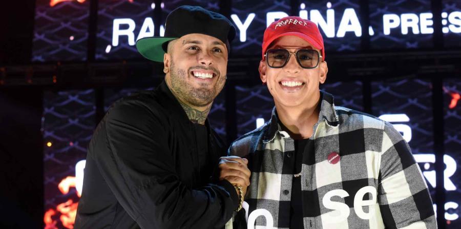 Nicky Jam y Daddy Yankee (horizontal-x3)