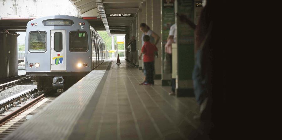 Al Tren Urbano le faltan las extremidades