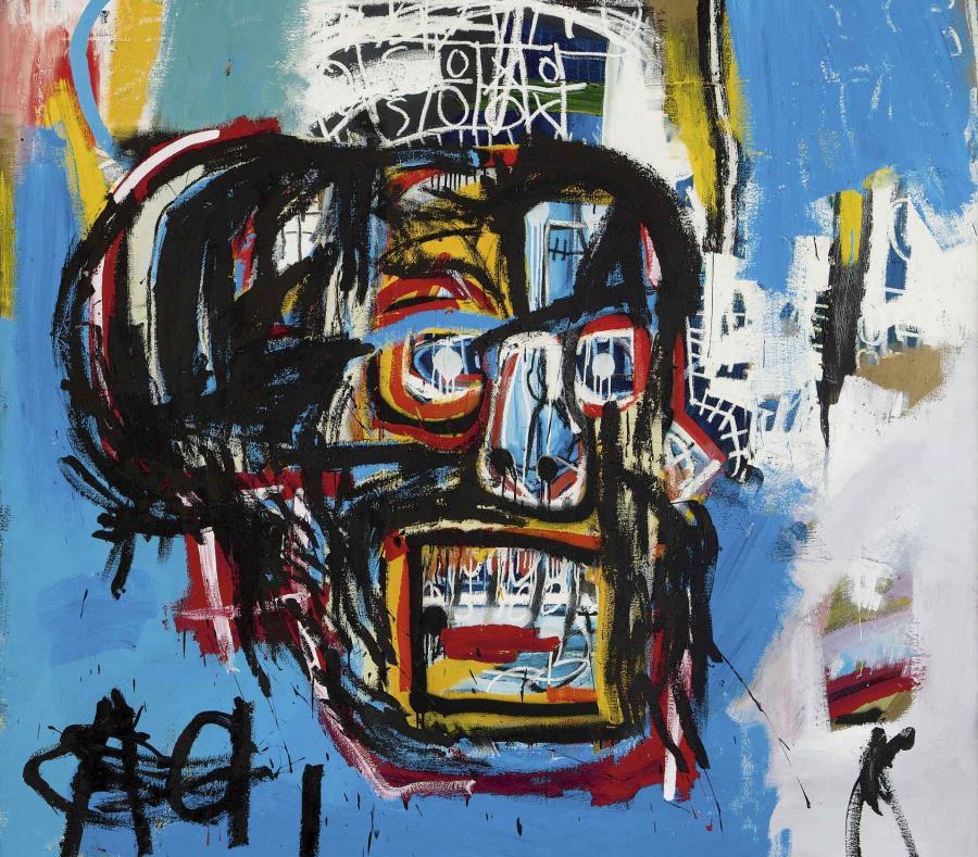 Obra de Basquiat consigue récord del pintor con $110.5 millones (semisquare-x3)
