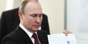 Vladimir Putin es reelegido como presidente de Rusia