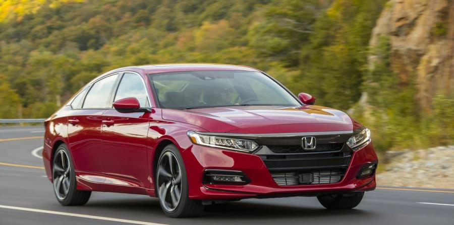 Honda accord 2018 auto del a o de norte am rica el for Honda accord 2018 price in usa