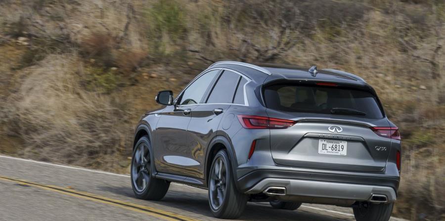 Infiniti QX50 2019 es el vehículo más avanzado de la compañía hasta la fecha . (Suministrada)