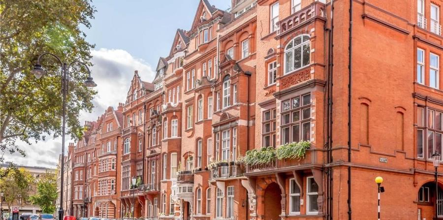 Hotel Cadogan Gardens, en Londres. (Suministrada)