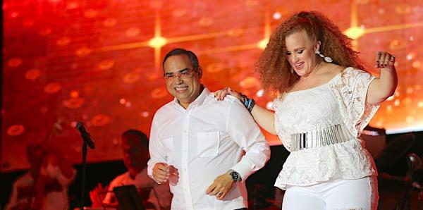 Gilberto Santa Rosa debuta en grande en Cuba