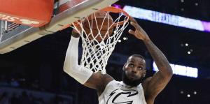 El equipo de LeBron James gana en criticado Juego de Estrellas de la NBA