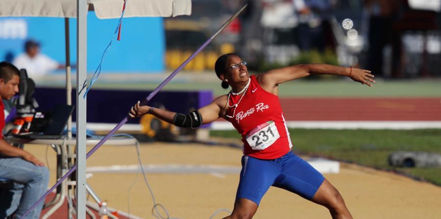Coralys Ortiz ganó medalla de bronce en los Juegos Centroamericanos de Veracruz 2014, y de plata en Barranquilla 2018. (horizontal-x3)