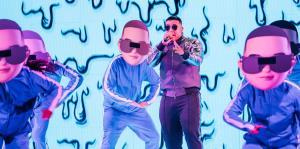 Daddy Yankee lleva su ritmo al programa de James Corden