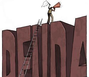 Perdonar la deuda y ayudar al país