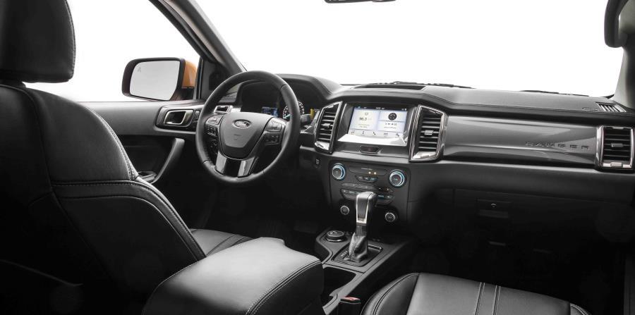 En su interior, la Ranger combina comodidad y funcionalidad con espacio para hasta cinco personas, sus equipos y accesorios. (Suministrada)