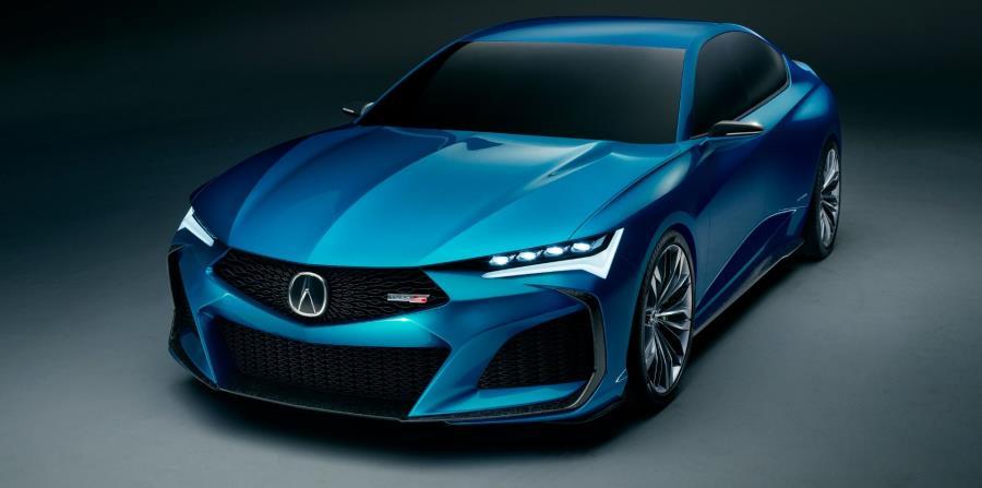 Acura Type S Concept (Suministrada)