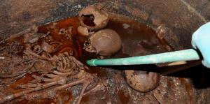 Egipto responde a los rumores sobre el misterioso sarcófago