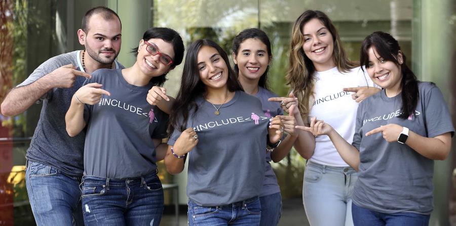 La organización Include Girls celebra hoy y mañana un maratón de programación con feria de empleos y desfile de modas en Viejo San Juan (horizontal-x3)