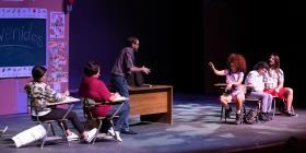 La Casa Sin Papel lleva un atraco de risas hasta Bellas Artes