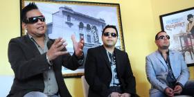 Integrante de Limi-T 21 se emociona en la SanSe al hablar del terremoto
