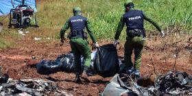 Agónicos segundos en vuelo que se estrelló en La Habana
