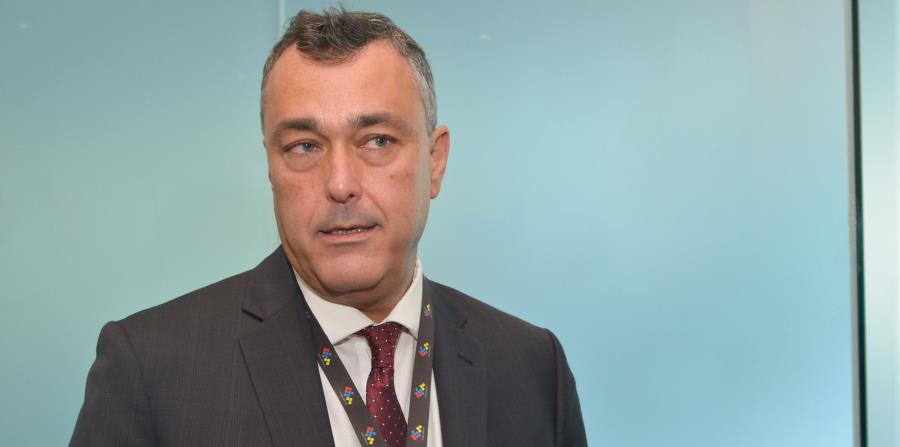 Luis Burdiel Agudo, presidente del Banco de Desarrollo Económico (BDE). (horizontal-x3)
