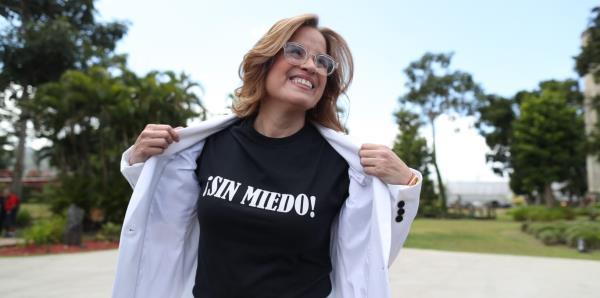 Carmen Yulín Cruz correrá a la gobernación por el PPD