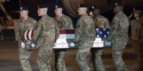 Jenniffer González homenajea a soldado boricua caído en Afganistán