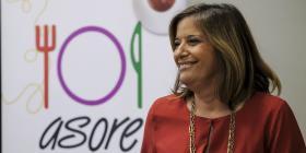 Marisol Vega asume la presidencia de la Asociación de Restaurantes
