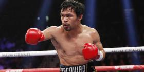 Manny Pacquiao retiene el título de peso welter ante Broner