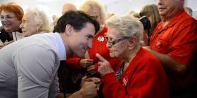 Barack Obama apoya a Justin Trudeau de cara a las elecciones canadienses