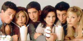 "Podcast: De fiesta los fanáticos de ""Friends"""