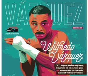 Descarga aquí la edición especial sobre Wilfredo Vázquez publicada en El Nuevo Día