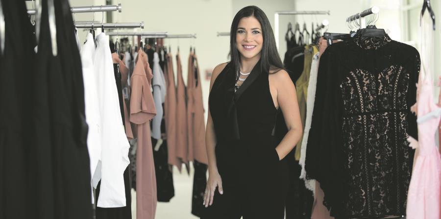 Lourimer Rodríguez, CEO de Se7ven Corp., empresa que adquirió las boutiques Roma a principios de este año. (horizontal-x3)