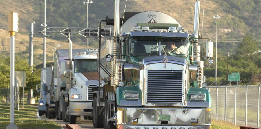 La Comisión de Servicio Público ha aprovechado el Mcsap para mejorar la seguridad en las carreteras y prevenir choques o accidentes con camiones de transporte de carga. (horizontal-x3)