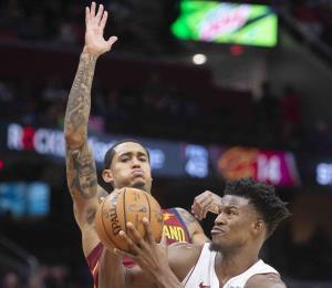 El Heat se mantiene como el segundo mejor equipo de la Conferencia del Este